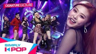 [Simply K-Pop] cignature(시그니처) - Nun Nu Nan Na(눈누난나) _  _ 021420