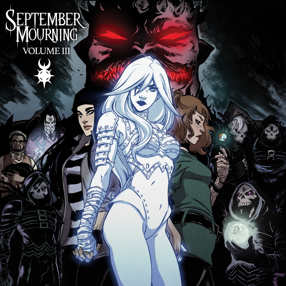 September Mourning - Volume III [EP]