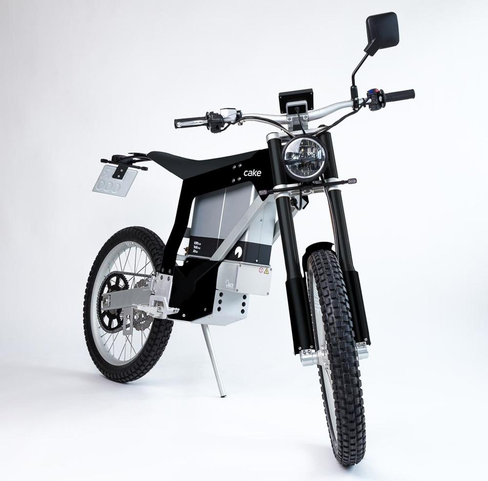 Электроцикл Cake Kalk INK SL официально представили