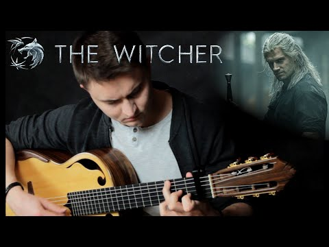 The Witcher Netflix Toss a Coin to Your Witcher Guitar Cover by Lukasz Kapuscinski