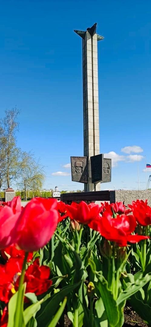 Обелиск Победы в Твери