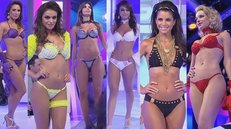 FASHION SHOW SUPER POP LINGERIE COLLECTION Sexy Models BIKINI SHOW ПОКАЗ НИЖНЕГО БЕЛЬЯ hot girl