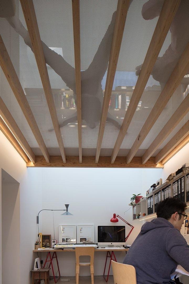 Архитекторы krisna cheung сочетает работу и игру с дизайном «cubby office» в Мельбурне
