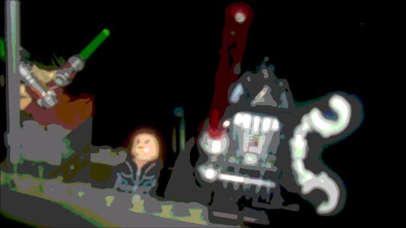 LEGO DARK FORCES 3 PART STAR WARS