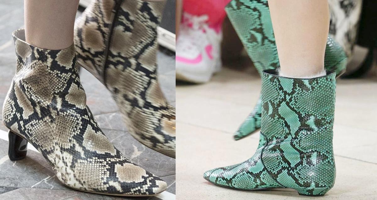 Тренды весны 2020: обувь, изображение №3