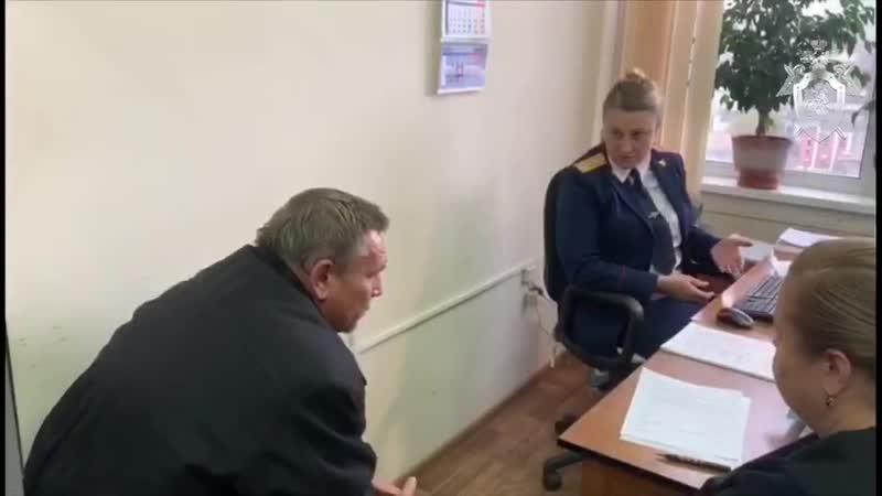 Допрос директора ООО Сисим, начальника и мастера горного участка