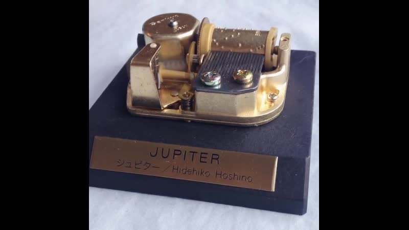 Jupiter music box