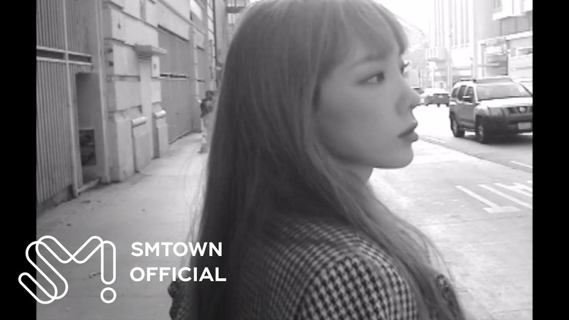 TAEYEON 태연 'Purpose' Repackage Highlight Clip 2 너를 그리는 시간 (Drawing Our Moments)