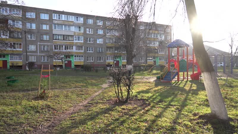 Акция «Чистый четверг» на улице Мичурина