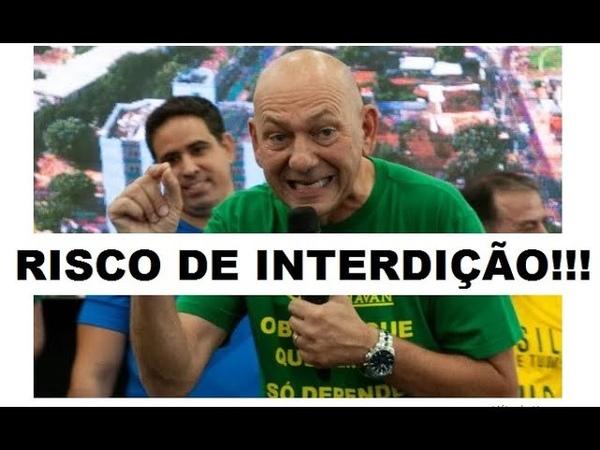 MP PEDE APOIO DA POLÍCIA DONO DA HAVAN SE DÁ MAL E PODE TER LOJAS INTERDITADAS