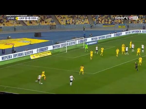 Matthias Ginter Goal Vs Ukraine Assist Rudiger 1 0