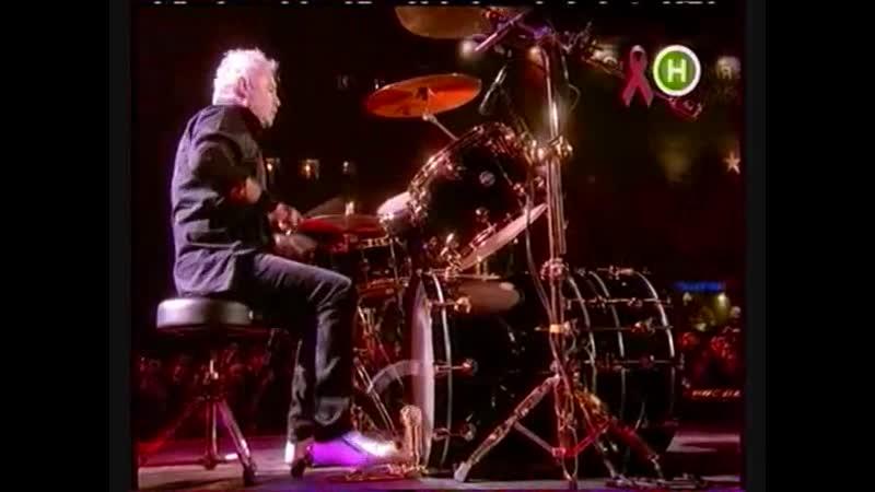 Queen in Kharkov Taylor Bass Drum Solo