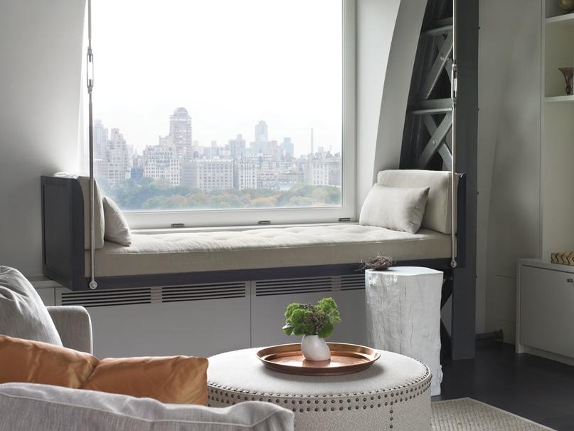 Увеличиваем квартиру при помощи подоконника, изображение №3