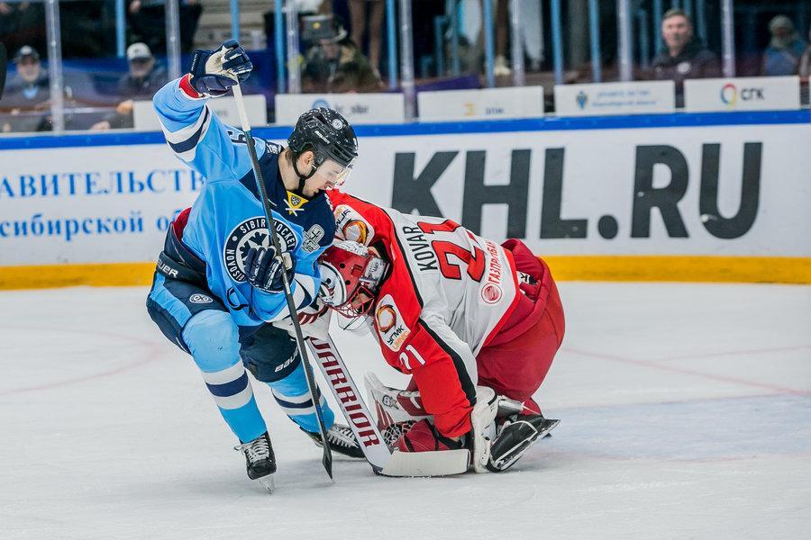 Автомобилист-Сибирь 10 марта 2020. Пятый матч первого круга плей-офф КХЛ 2020. Закончится ли серия в Екатеринбурге?