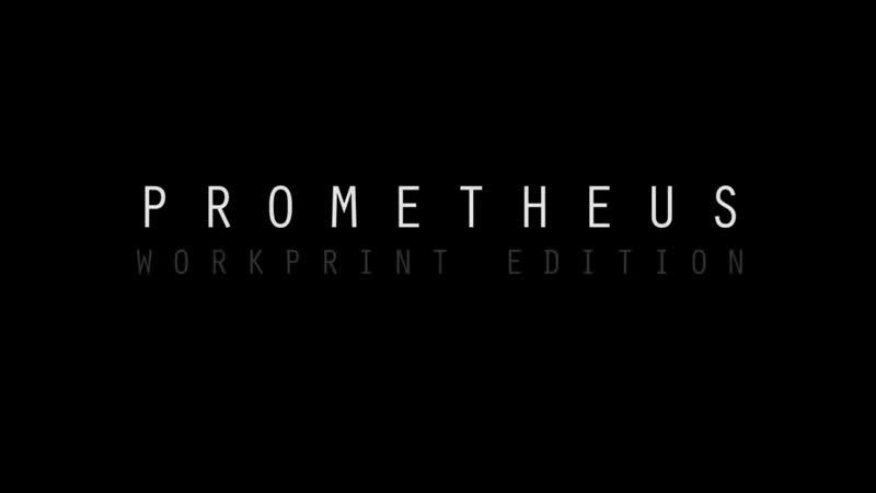 Прометей ⁄ Prometheus (2012) HD 720 ⁄ Полная расширенная версия