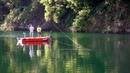 A Pesca di BASS nel lago Più PULITO d'Europa - Ultra Clear Water Fishing