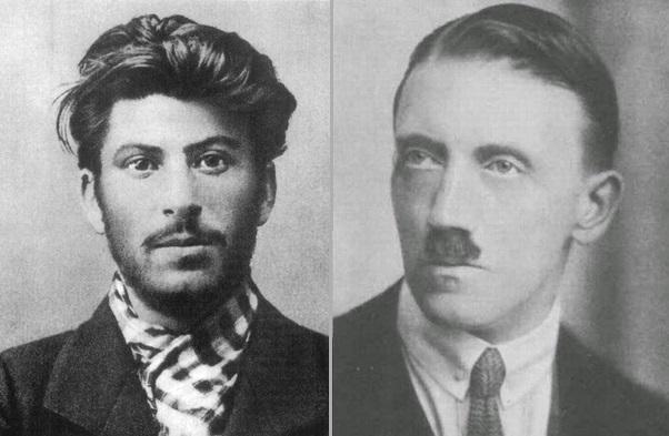 Гитлер и Сталин жили по соседству: узнай, что они заказывали на завтрак