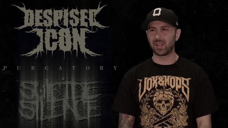 DESPISED ICON Pioneers of Deathcore OFFICIAL TRAILER