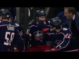 Первый гол Владислава Гаврикова в НХЛ в игре с Сент-Луисом