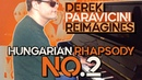 'Hungarian Rhapsody No 2' BY POPULAR REQUEST Liszt as covered by Derek Paravicini