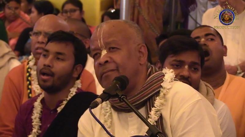 Mayapur Kirtan Mela 2020 (Day 3) - H.G.Agnideva dasa ACBSP.