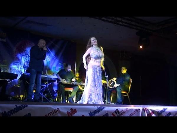 Diana Adzhigitova 1st WINNER of Nile Group festival 2019 Cairo, Egypt