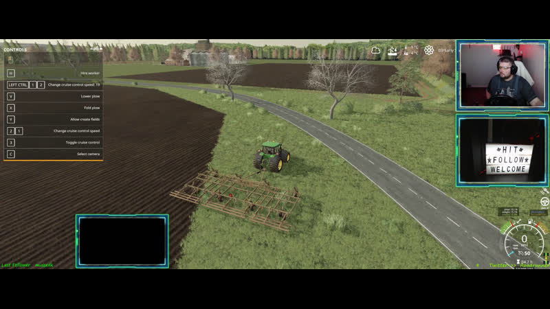 RoadrunnerR74 - live via Restream.io join me at Twitch RoadrunnerR74 Mixer RoadrunnerR74 Youtube Roadrunnerr74 Facebook Road