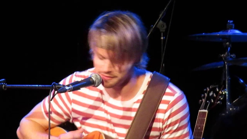 Chord Overstreet Crazy Live @ The Roxy 7 20 13
