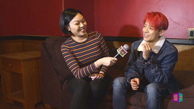 Amber Liu Interview with KPOP-TV in San Francisco