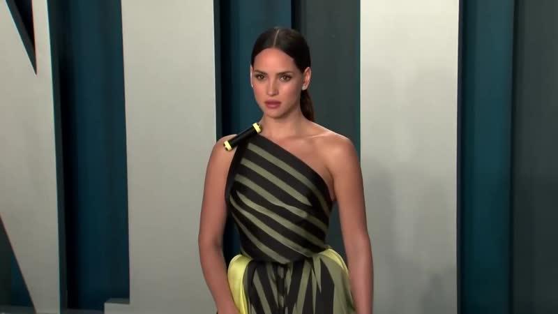 Модели на мероприятии VanityFair Oscars After Party Беверли Хиллз ЛА 9 февраля 2020 года