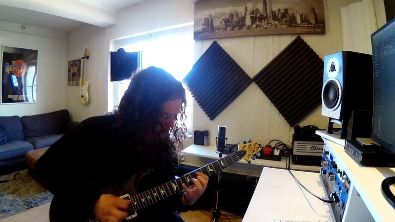 Paralydium John Berg Crystal Of Infinity Guitar Playthrough