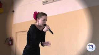 "Spring English Rainbow-2013,ч.9, ""Canсao do mar"", Соня Сомусева"