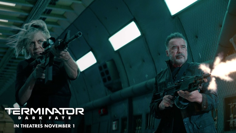 Terminator Dark Fate (2019) - Extended Red Band TV Spot - Paramount Pictures