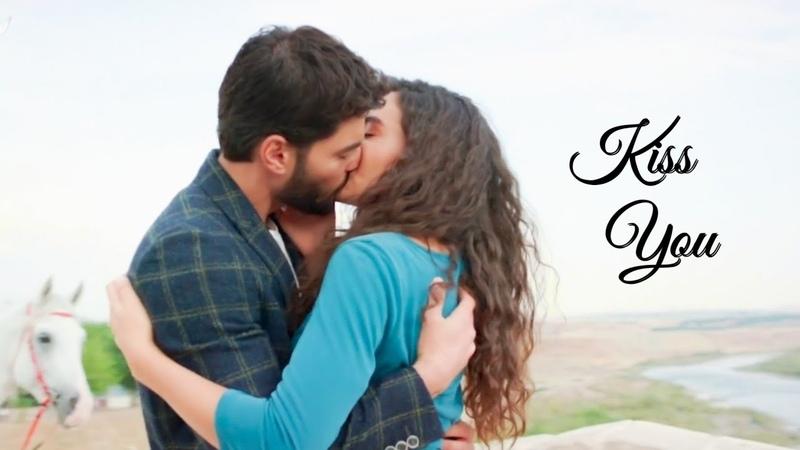Reyyan ve MIran - Kiss you
