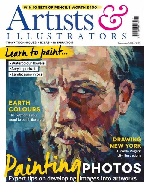 2019-11-01 Artists & Illustrators