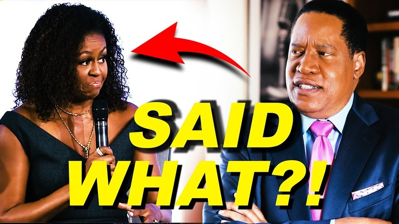 Larry Elder Debunks Michelle Obama on White Flight and Racism | Larry Elder Show