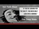 Der Tiefe Staat The Deep State Verschwörungstheorie Mitnichten