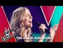 Sanne Huisman California Dreamin' The Blind Auditions The voice of Holland S10