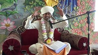 Матхура Бихари дас Вступительное слово      от 07 07 19