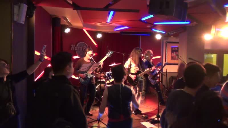 SmoKings - Ballroom Blitz (The Sweet cover)