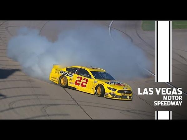 NASCAR Cup Series * Лас Вегас * Лучшие моменты гонки