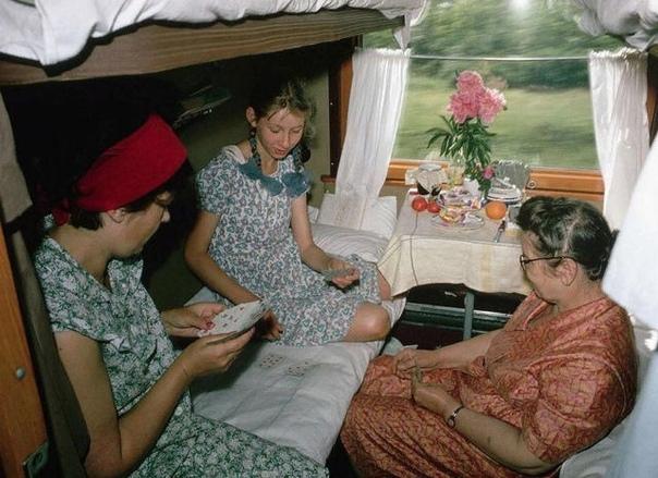 Помните путешествия на поезде А ещё курица, яйца, помидоры.... и чай
