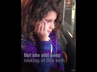 This little girl's amazing act of kindness will make your day!