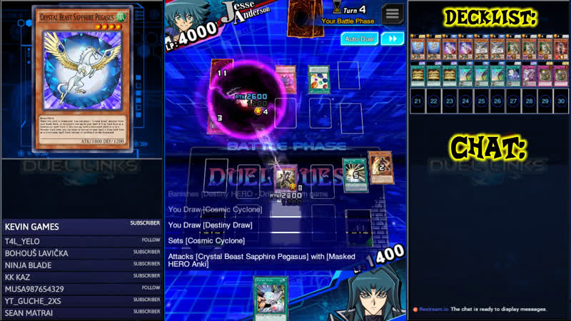 Special Duels Ranked PvP - Yu-gi-oh! Duel Links