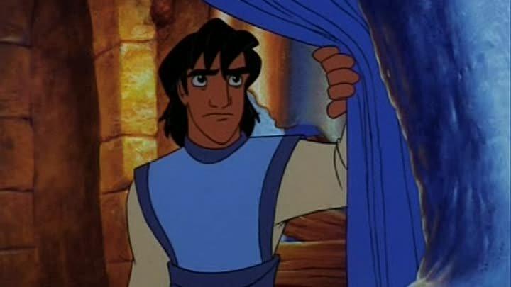 Aladdin 3 y el rey de los ladrones
