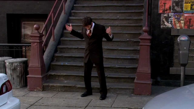 Barney Stinson Nothing Suits Me Like A Suit Original HD