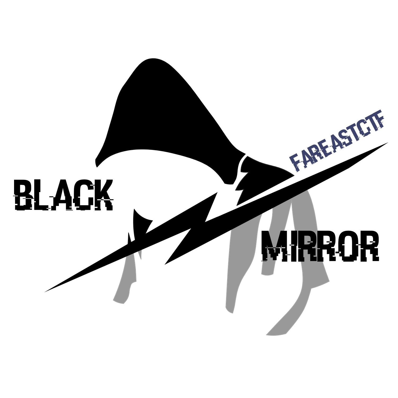 логотип BlackMirrorCTF