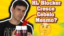 Hairloss Blocker FUNCIONA Cresce Cabelo mesmo Hairloss Blocker como Usar para Calvície Depoimento