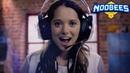 Noobees - Como Silvia, se prepara para descobrir o seu poder | Nick LATAM (Legendado em Português)