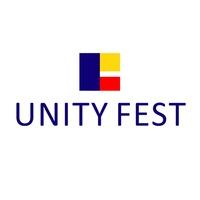 Логотип UNITY FEST